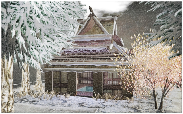 Kinkaku-ji Garden 4