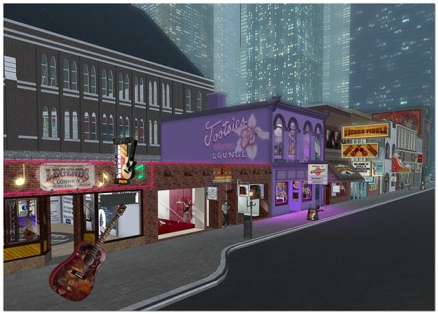 Nashville Music Row 1